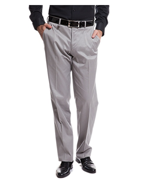 Pierre Cardin Klasik Pantolon Gri